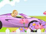 Парковка с Барби