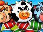 Злые коровы и бочки