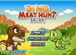 Динозавры и  охота за мясом