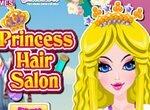 Парикмахерская для принцессы