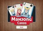 Головоломка карточный Маджонг