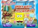 Ресторан Спанч Боба под водой