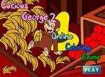 Любопытный Джордж 2: Забавная раскраска