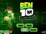 Опасное путешествие Бена 10