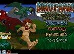 Паническое бегство от динозавра