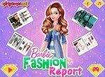 Модный репортаж Барби