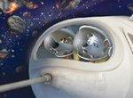 Белка и Стрелка: На ракете в космосе