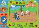 Рисуй и играй с малышами Луни Тюнз