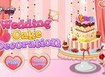 Украшаем трехъярусный свадебный торт