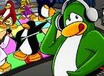 Клуб Пингвинов: Раскрась картинку