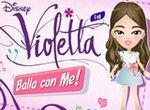 Урок танцев с Виолеттой