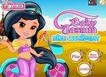 Малышка Жасмин: Несчастный случай на велосипеде