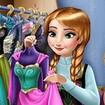 Игры одевалки Анны