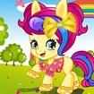 Игры одевалки пони