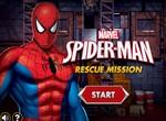 Человек-паук проводит спасательную миссию