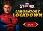 Человек-паук в секретной лаборатории