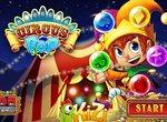 Цирковое выступление с  шариками