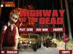 Дави зомби на шоссе