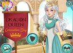 День коронации принцессы драконов