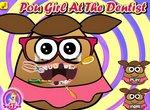 Девочка Поу на приеме у дантиста