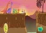 Динозавры проверяют закон Архимеда