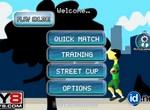 Дворовый футбол 3Д