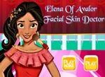 Елена из Авалора лечит кожу лица