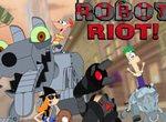 Финис и Ферб: Бунт роботов
