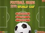 Футбол головами на двоих 2014