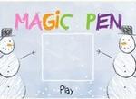 Головоломка с волшебным карандашом