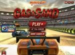 Гонки 3D: Газ и песок