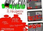 Картонная Башка против зомби