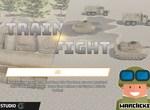 Кликер на военном полигоне