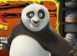 Кунг Фу Панда: Тренировка с сюрикенами