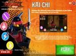 Лего Ниндзяго: Техника Кай-Чи