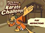 Луни Тюнз: Соревнования по части каратэ
