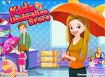 Магазин красивых зонтиков для детей