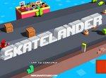 Майнкрафт: Катание на скейте 3D