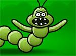 Маленькая гусеница