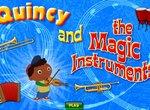Маленькие Эйнштейны: Квинси равным образом магические инструменты