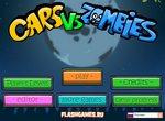 Машины  против жутких зомби