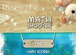 Математическая стрелялка по пузырькам
