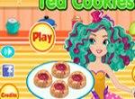 Мэделин Хэттер готовит печенье