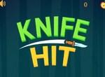 Метание ножей во вращающуюся цель