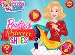 Модные туфли от Барби