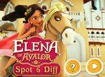 Найди 6 отличий с Еленой из Авалора