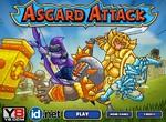 Нападение на город Асгард