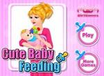 Научись кормить и ухаживать за грудным малышом