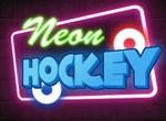 Неоновый настольный хоккей на двоих