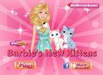 Новые котики Барби